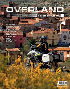 Overland magazine issue 17