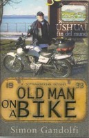 Old Man On A Bike by Simon Gandolfi
