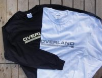 OVERLAND Long Sleeved T-Shirt