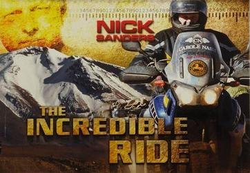 Book Review: 'The Incredible Ride' by Nick Sanders