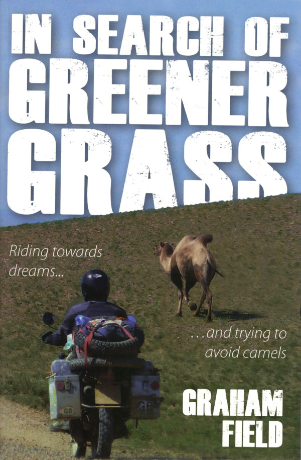 'In Search of Greener Grass' by Graham Field