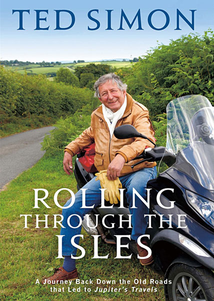 'Rolling Through The Isles' by Ted Simon