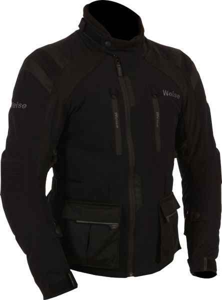 Weise Onyx textile jacket review