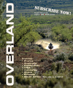 Overland Magazine Issue 4