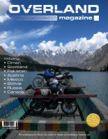 OVERLAND magazine Issue 5