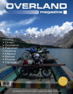 OVERLAND magazine Issue 5