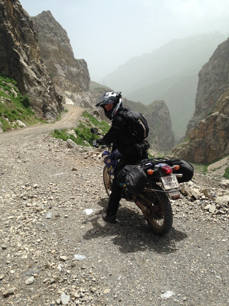 Rider on Sagirdasht