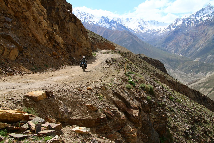 Riding towards the line of the Hindu Kush sm