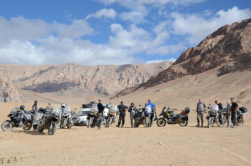 Ride the Silk Road in 8 weeks