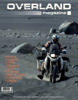 OVERLAND magazine issue 6