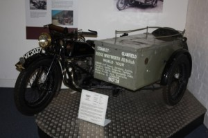Glanfield in Cov Transport Museum