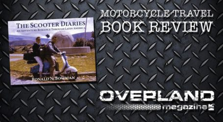 'The Scooter Diaries' by Ronald Bowman
