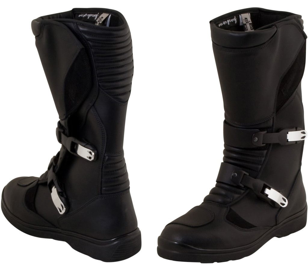 New adventure touring boot from Prexport - OVERLAND magazine