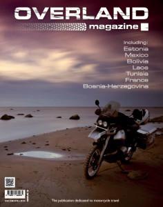 OVERLAND magazine issue 8