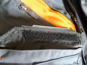Jura pocket flap