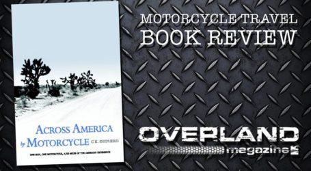 'Across America by Motorcycle' by CK Shepherd