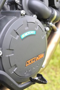 KTM 1190 Adventure engine Overland magazine