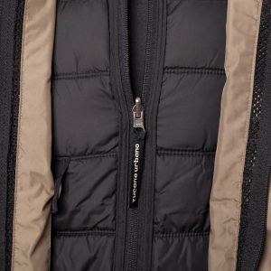 Tucano Urbano Giacca Trip - Sand - Inner Jacket Close-up 02