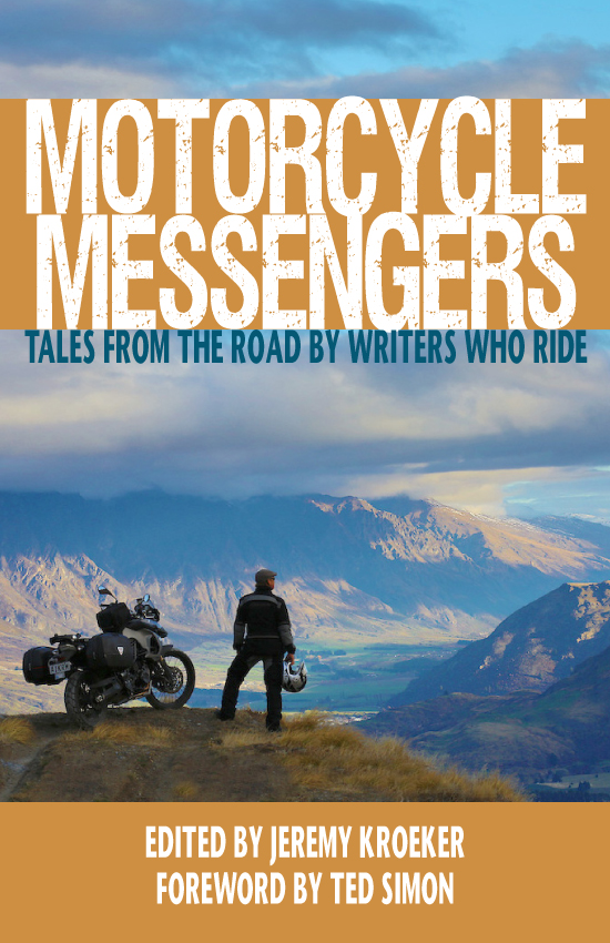 Motorcycle Messengers – new story collection
