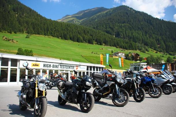 High-Bike Testcenter