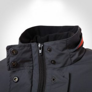 TU 4tempi lady jacket collar
