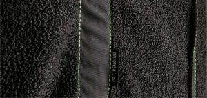 HiArt woven abrasion-resistant layer