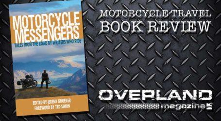 'Motorcycle Messengers' by Jeremy Kroeker