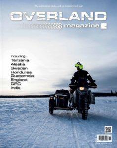 OVERLAND magazine Issue 13