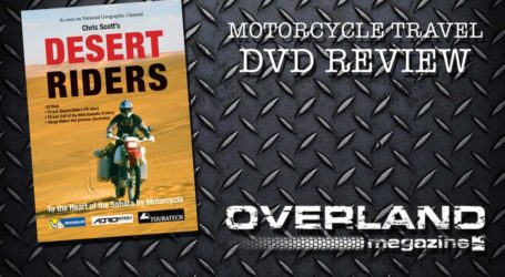Chris Scott's Desert Riders DVD