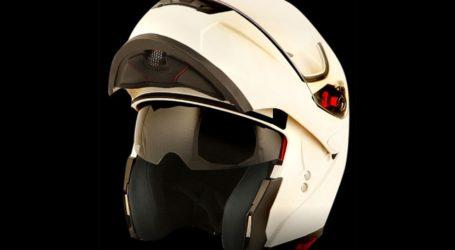 Duchinni D606 Flip-front helmet review
