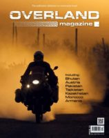 OVERLAND magazine Issue 14