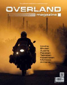OVERLAND magazine Issue 14