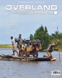 OVERLAND magazine Issue 16