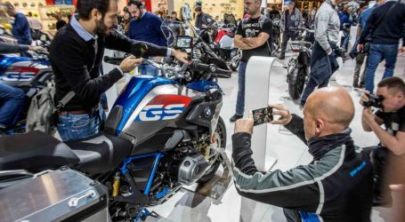 What's new in the travel world at EICMA?