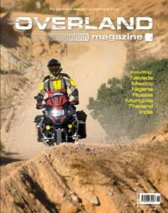 Overland magazine Issue 18