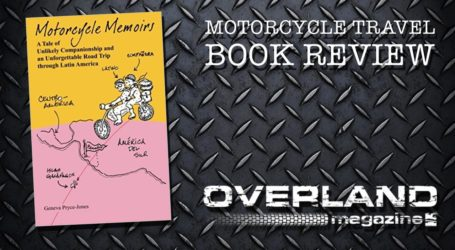 'Motorcycle Memoirs' by Geneva Pryce-Jones