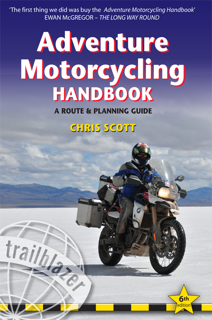 Win tickets to the London Adventure Travel show and meet Chris Scott