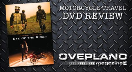 DVD Review: 'Eye of the Rider' by Duncan Menge