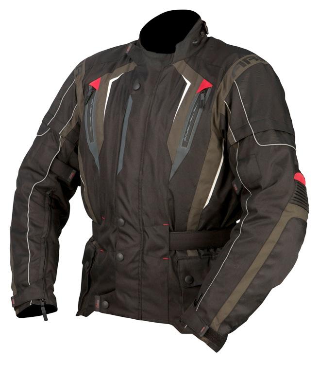 ARMR Tottori jacket review