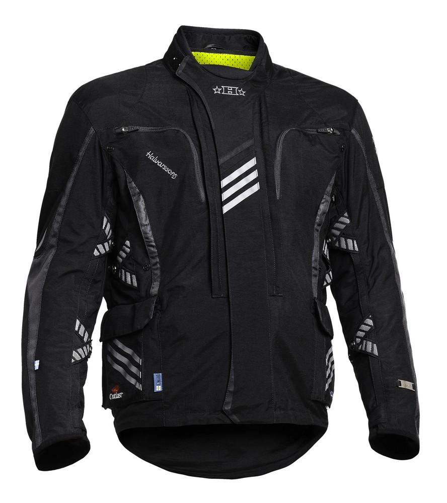 Halvarssons 'Optimal' jacket and 'Zen' trousers