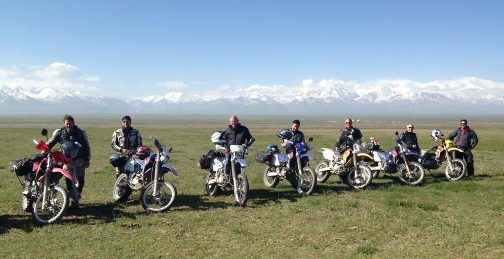 Team Saray Tash