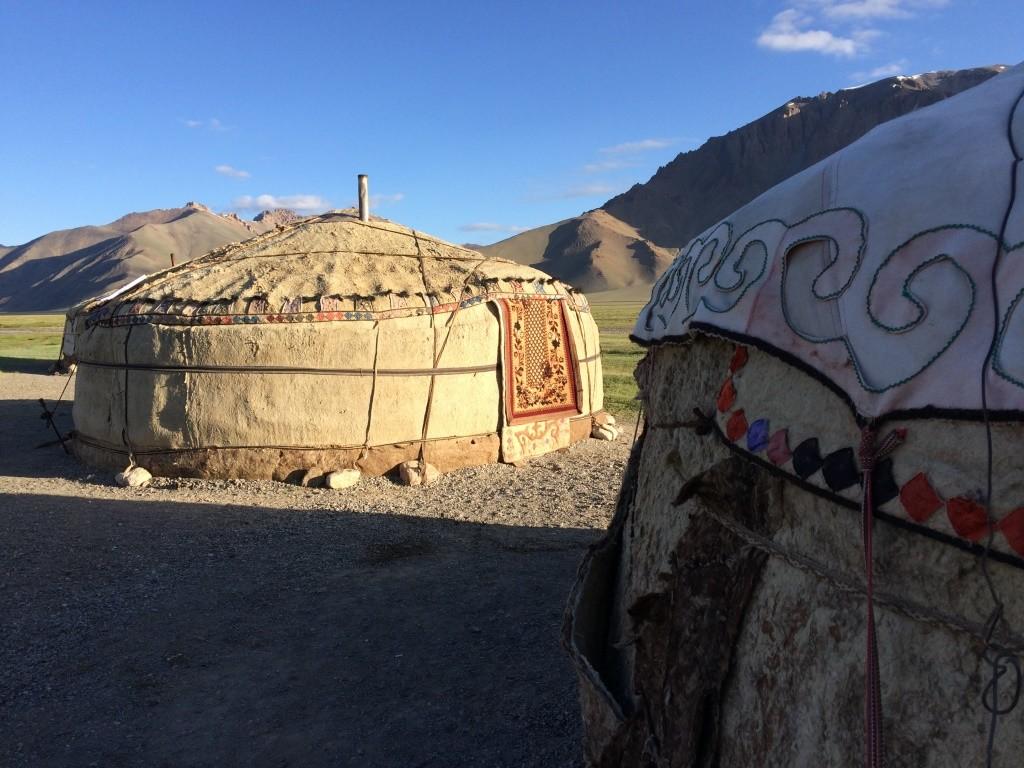 Yurts Bash Gumbez