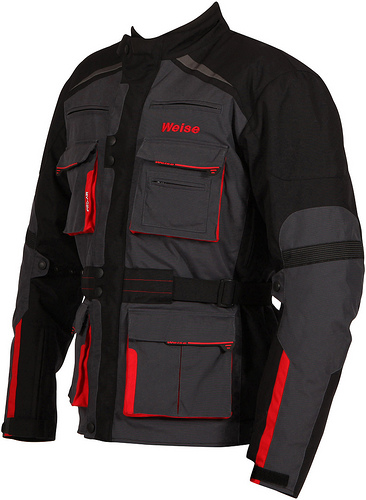 New touring jacket from Weise