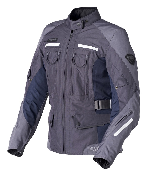 Triumph Ladies Navigator jacket and trousers
