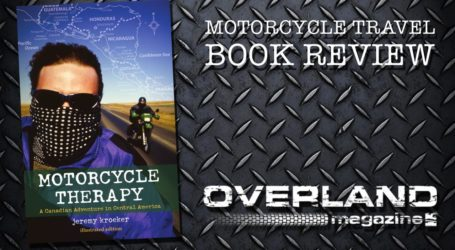 'Motorcycle Therapy' by Jeremy Kroeker