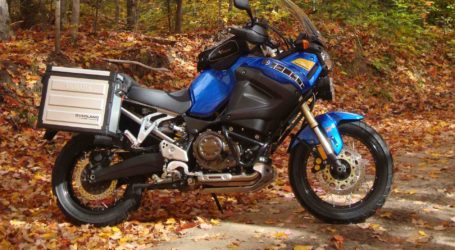 Yamaha XTZ 1200 Super Ténére review