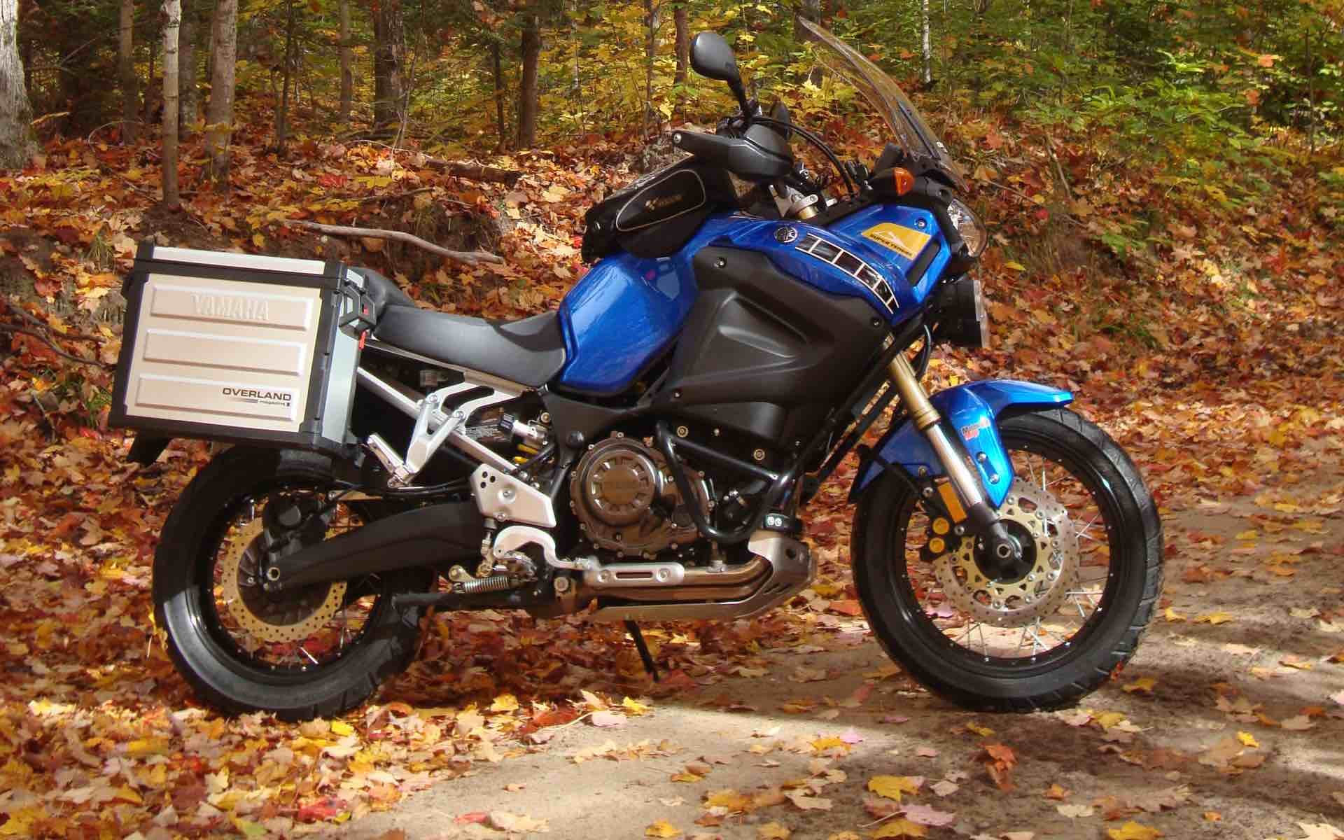 yamaha xtz 1200 super t n re review overland magazine. Black Bedroom Furniture Sets. Home Design Ideas