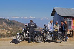 Nepal Enfield Overland