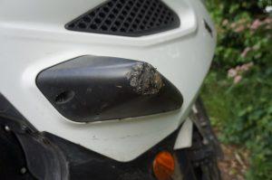 WK650 wing damage