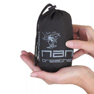 Nano jacket bag